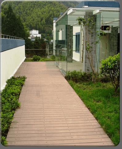 Pavimento de madera para exterior que no necesita - Pavimento rustico exterior ...