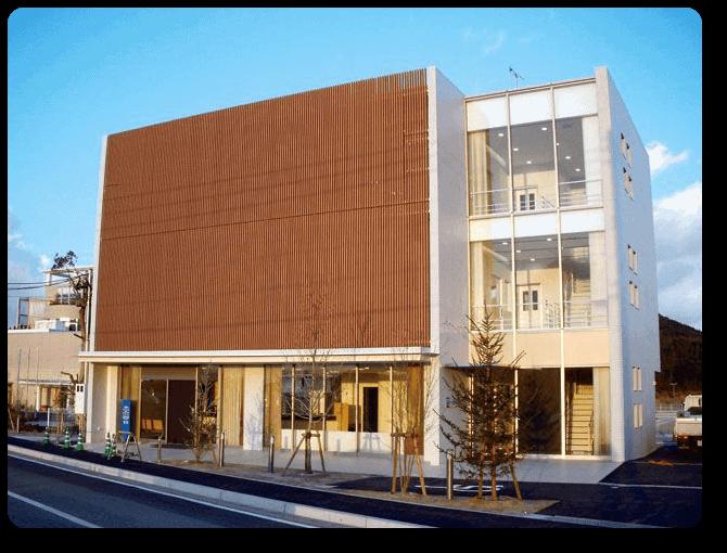 Fachada ventilada en madera tecnol gica para exterior neoture - Aislamiento paredes exteriores ...