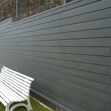 Revestimiento madera exterior sintetica neoture for Madera sintetica exterior