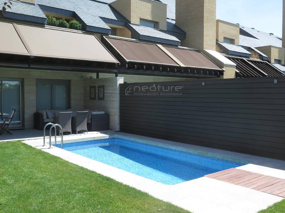 Madera para terrazas exteriores juegos livings de madera - Terrazas de madera ...