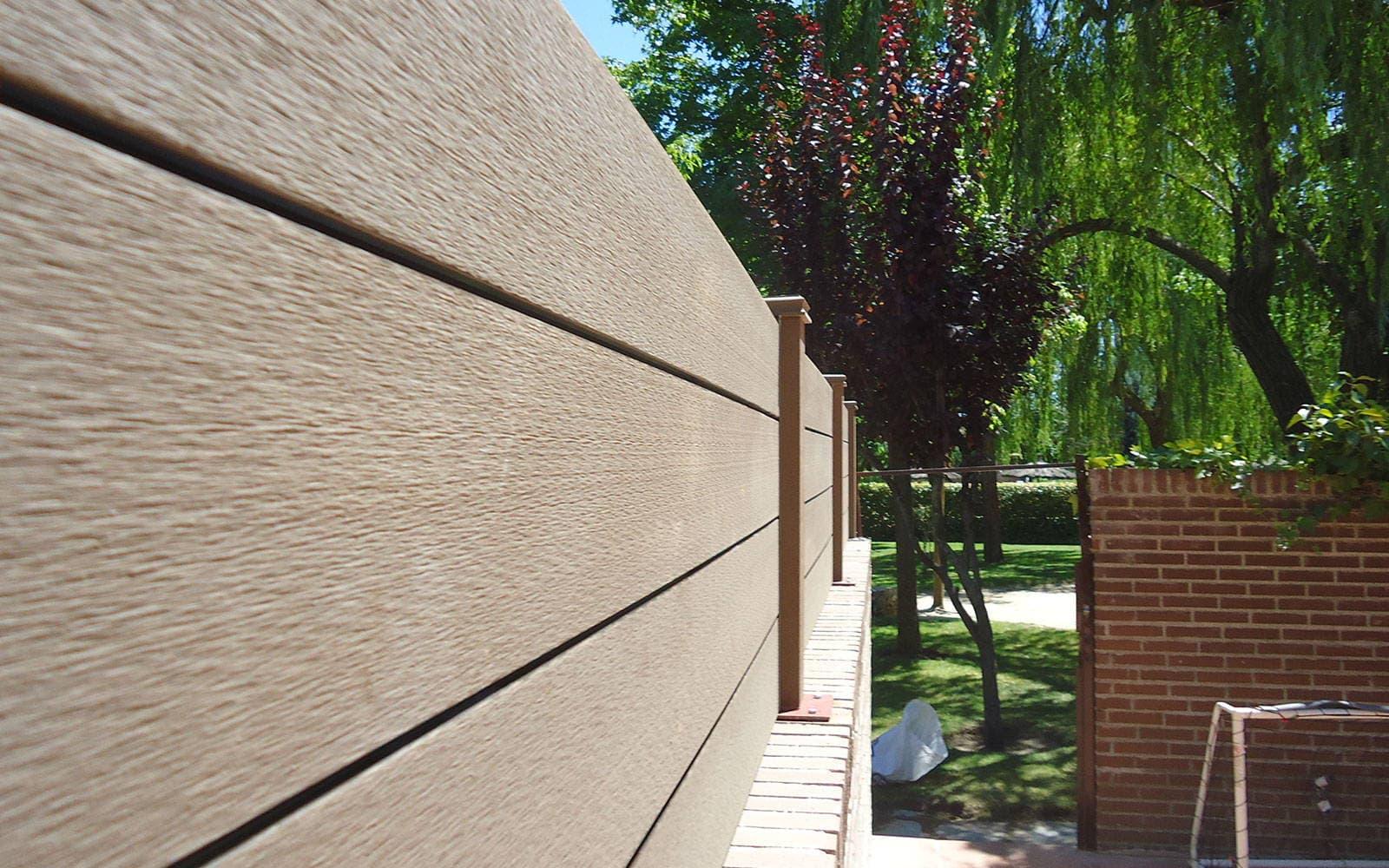 Separadores jardin separador celosia jardn foto casapro empalizada para jardn set de unidades - Separador jardin ...