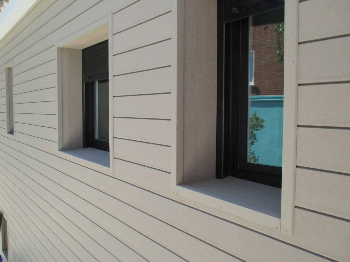 Revestimientos de paredes for Planchas de madera para paredes