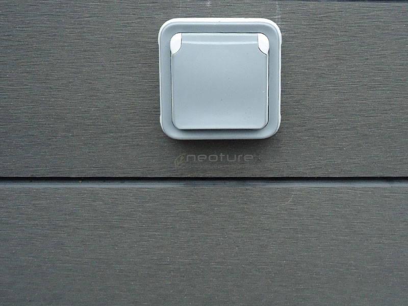Instalacion revestimiento tecnologico exterior enchufes - Enchufes de exterior ...